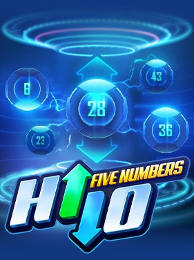 Five Numbers Hi Lo